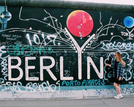 Exploring Berlin and all of its rich history.